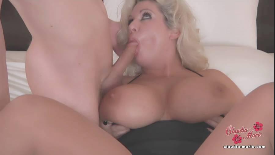 Claudia marie sucks cock possible
