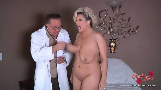 Claudia marie fake implants cut out