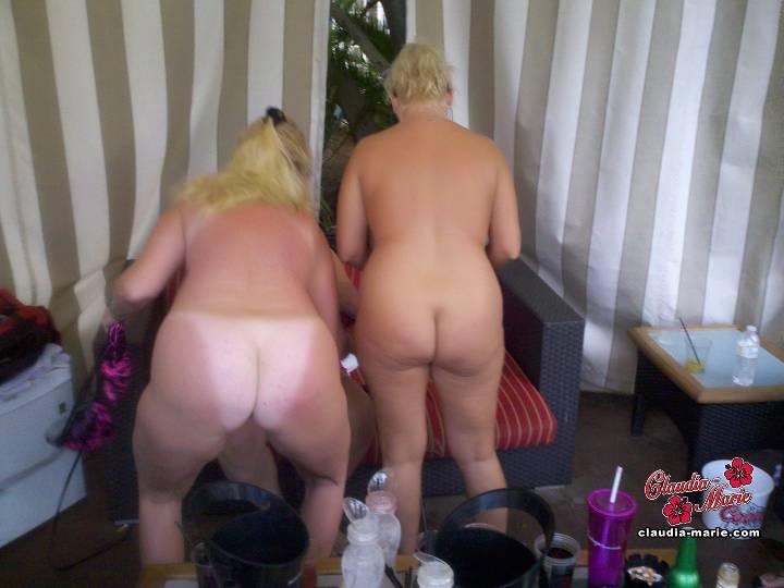 Claudia marie huge saggy tits interracial - 1 3