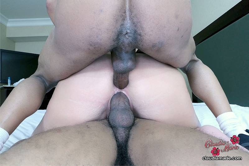 Claudia marie fucked by member of her website - 1 part 2