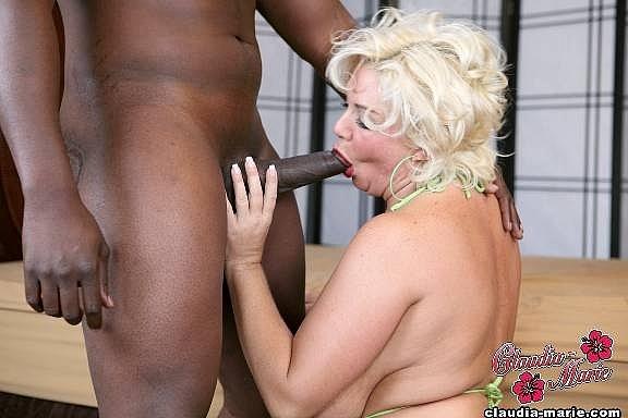 Claudia marie interracial impregnation