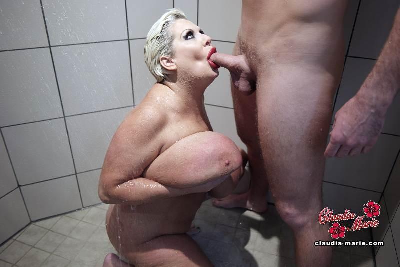 Claudia Marie stor Dick